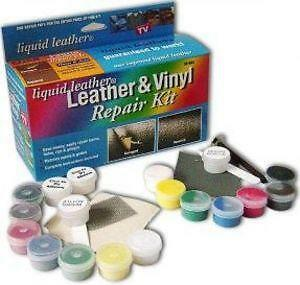 leather and vinyl repair kits