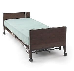 Hospital Bed - Full Electric Home Care Bed including mattress