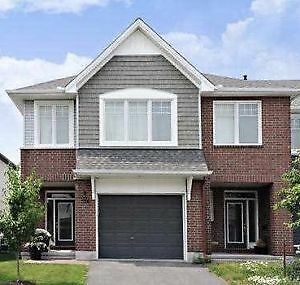 House For Rent; Stittsville