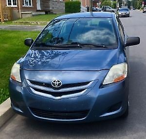 TOYOTA YARIS 2007,propre,auto,100k,tt éltect,ful option,cruis,AC