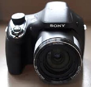 The Sony Cyber-shot DSC-H400 Camera