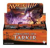 MTG Magic The Gathering Dragons of Tarkir Now on Sale!