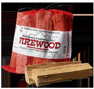 New Bag Of Firewood