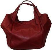 Tasche Leder Rot