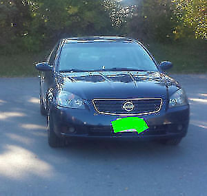 2006 Nissan Altima 2.5 SL Sedan OR BO
