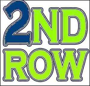 VANCOUVER CANUCKS TICKETS LOWER BOWL AISLE **ROW 2 ** SEC 119