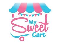 Sweet Cart Candy Hire Kids Desserts Birthdays Weddings Parties Special Events