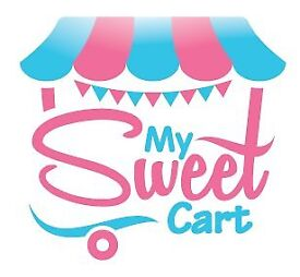 Sweet Candy Cart Ice Cream Desserts Hire Kids Birthdays Weddings Parties