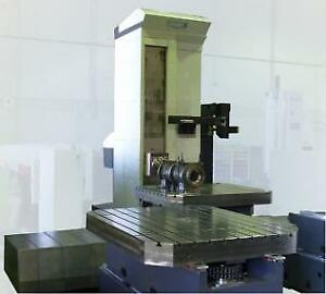 High Quality Boring Mills For Your Industrial Application!
