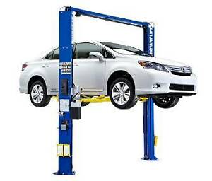Car Lift / Hoist Repairs, Sales, Services, Safety Inspections +