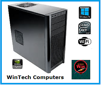 Antec i7 8GB Memory Computer Tower