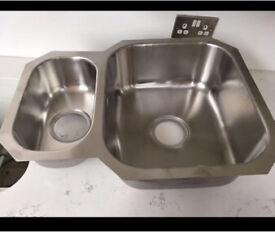 Caple undermount 1.5 Sink