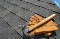 ROOFING, RE- SHINGLING, sheds, garages, small single floor homes