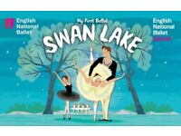 MY FIRST BALLET: SWAN LAKE AT BLACKPOOL GRAND THEATRE 2018