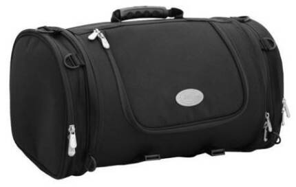Route 66 Deluxe Sissy Bar Bag - 32 to 37 litre