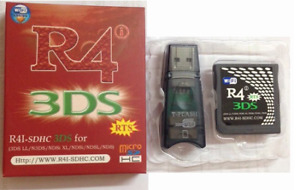 R4 3DS for ANY nintendo ds - 3ds system