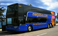 Megabus tickets from Toronto to Montreal