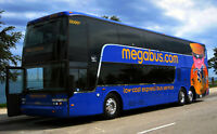 Great Deal!!!! MegaBus Tickets!!! Two Way Nov 27 & 29      Watch