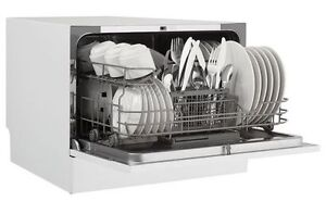 Portable/counter top dishwasher