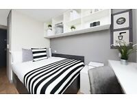 STUDENT ROOMS TO RENT IN BIRMINGHAM. ENSUITE ROOMS AND STUDIO WITH LAUNDRY FACILITY & BIKE STORAGE