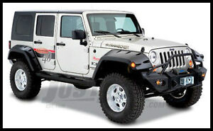 ford / jeep / dodge / chevy / toyota fender flares @ BTD