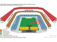 Michael Buble Tickets - Croke Park Dublin 7th of July