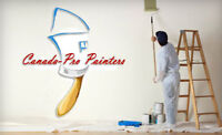 canada pro painters GTA affordable prices