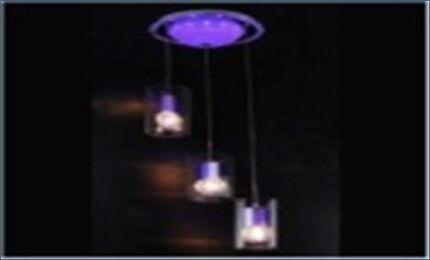 NEW Modern LED Crystal Chandler RRP $399 CHEAP !
