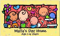 Maria's Day Home in Timberlea for Teachers and EA's kids