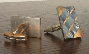 Vintage tie bar and cuff links Windsor Region Ontario image 4