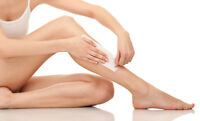 Unlimited body waxing  Only $ 65  &  Brazilian Wax Only $25