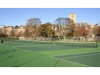 Lunchtime Tennis - Meadows knockabout