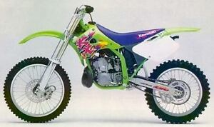 KX 250 Parts 1994 wanted!