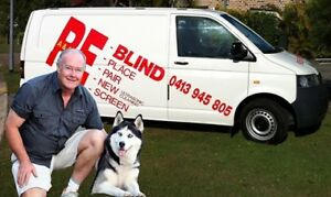 Unique Blind and Awning Repairs, and Sales Business