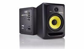 krk gen 3 8 monitor speaker