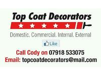 Top Coat Decorators