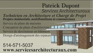 Plans Architecture Plans de Maison Technicien en Architecture