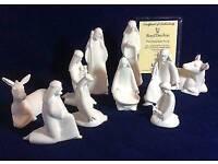 Royal Doulton Nativity Set, number 137 of 2000