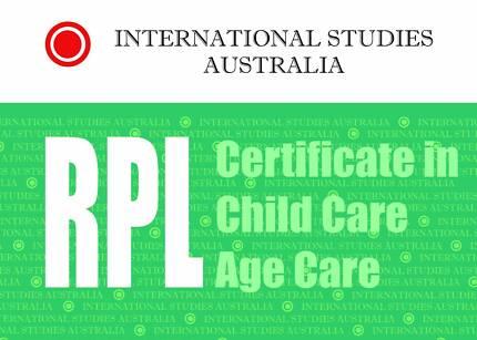 RPL INTERNATIONAL STUDIES AUSTRALIA