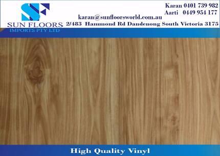 Sun Floors High Quality Vinyl- SALE Dandenong South Greater Dandenong Preview