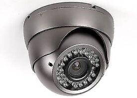 Pensee Analog Camera IR Dome Camera CCTV new