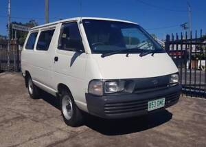 1994 Toyota Townace Van AUTO & A/C - 250,000 KM logbooks $4999 Highgate Hill Brisbane South West Preview