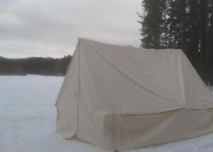 Top Quality Canvas Tents and Tipis by Sewn Home!