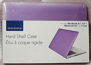 Macbook Air 13 Hard Case Shell Cover.Brand New 3 SKINS FREE