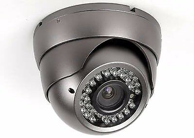 Pensee Analog Camera IR Dome Camera CCTV PIS-336T camera BRAND NEW 2x in stock