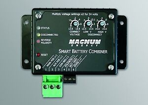 Magnum Energy ME-SBC Smart Battery Combiner