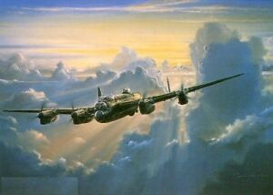 Lancaster Dawn by Anthony Sauders