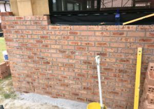 Experienced bricklayer Oxley Park Penrith Area Preview