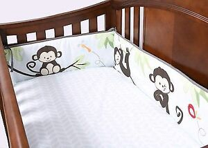 Brand new 5 piece crib set
