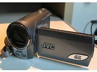 JVC Memory Camcorder (GZ-MS100EK)